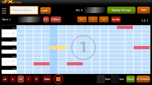 uFXloops Music Studio DAW