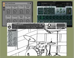 Truck Drums v2