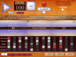 Afro Latin Drum Machine