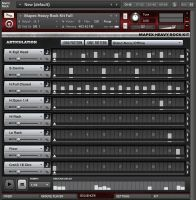 Mapex Heavy Rock Kit - Kontakt Pack