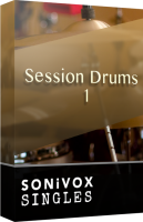 Singles- Session Drums VOL 1