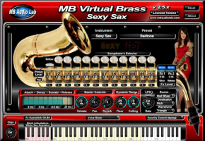 MB Virtual Brass Pop