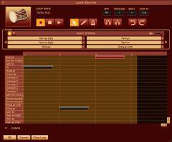 SwarGroove Loop Editor