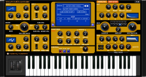 Shruthi MIDI Controller