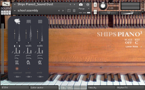 Ships Piano³