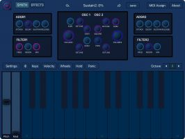 4Waves Synth AUv3
