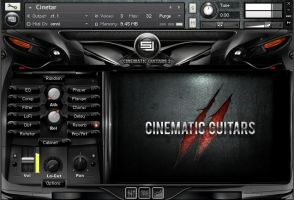 Cinematic Guitars 2