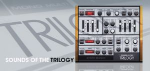 Synth Magic Crumar Trilogy