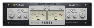 TBProAudio releases SLM2 - Smart Stereo Loudness Maximizer Plug-in for Win and Mac