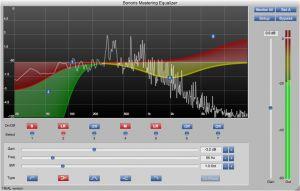 Sonoris Mastering Equalizer (SMEQ)