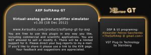 SoftAmp GT