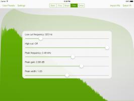 Mobile Convolution iPad Screen 3