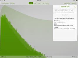 Mobile Convolution iPad Screen 4
