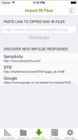 Mobile Convolution iPhone Screen 5