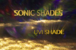 Sonic Shades for UVI Shade