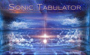 Sonic Tabulator
