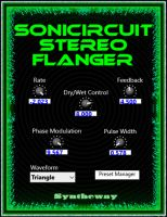 Sonicircuit Stereo Flanger