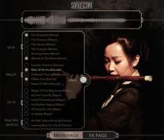Lyrical Ethnic Flute Phrases