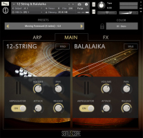 Origins Vol.3: 12-String & Balalaika