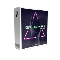 Glo-fi Drums Volume 1 - 200 Glo-fi and Chillwave Drum Loops