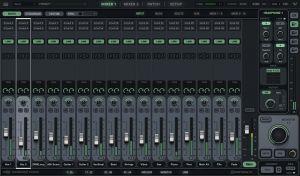 SoundGrid Studio + eMotion ST 8 Ch. Mixer