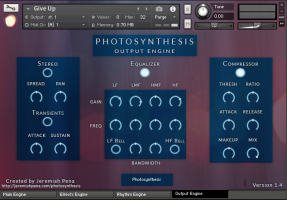 Photosynthesis Vol 1 - Sphere