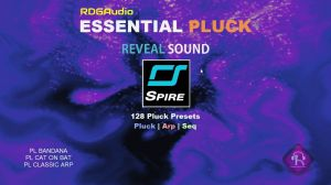 Essential Pluck Presets Reveal Sound Spire