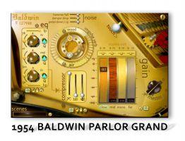 1954 Baldwin Parlor Grand