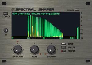 Spectral Shaper