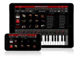 SampleTank for iOS