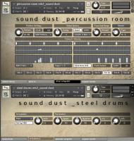 Steel Drum Percussion Room