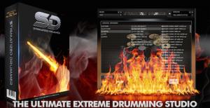 Stigmatized Drummer