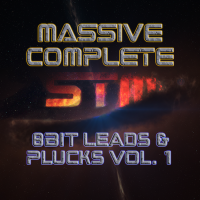 8Bit Leads & Plucks Vol. 1