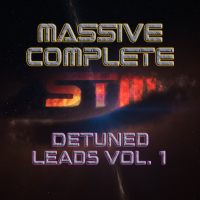 Massive Complete: Detuned Leads Vol. 1
