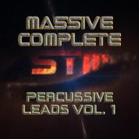 Massive Complete: Percussive Leads Vol. 1