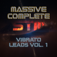 Massive Complete: Vibrato Leads Vol. 1