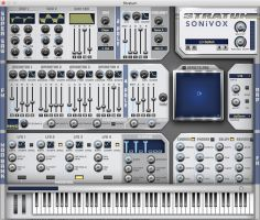Stratum Transwave Synth