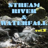STREAM RIVER & WATERFALL vol2 sound library