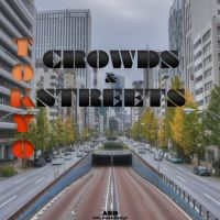 CROWDS & STREETS in TOKYO sound library