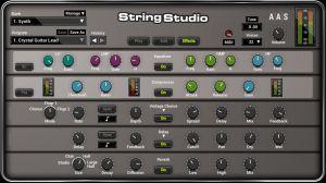 String Studio VS-2