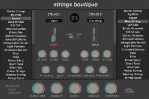 Strings Boutique