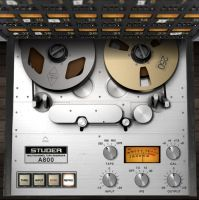 Studer A800 Multichannel Tape Recorder