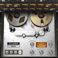 Studer A800 Multichannel Tape Recorder