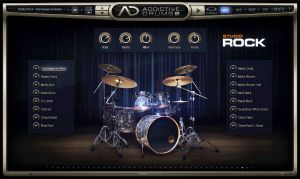 Addictive Drums 2 Rock & Metal Edition