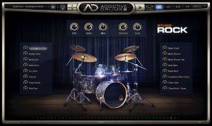 Addictive Drums 2 Rock & Metal Edition