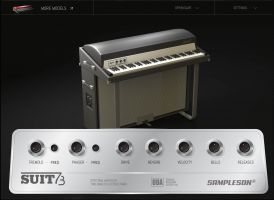 Suit73 - Spectral Modeled Suitcase Electric Piano