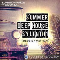 SOR - Summer Deep House Sylenth1