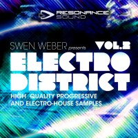 Swen Weber - Electro District Vol.2