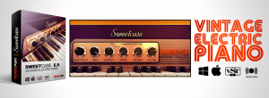 Sweetcase Electric Piano