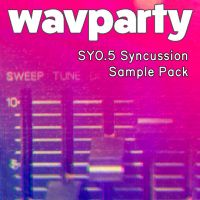 SY0.5 Syncussion sample pack